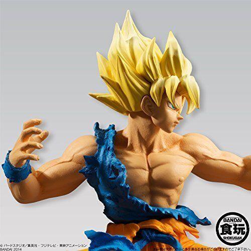 Bandai Candy with Toy Dragon Ball Styling Super Saiyan Goku Dragon Ball Figure