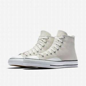 Details about Mens Converse Cons CTAS Pro Hi Leather 159505C PalePutyDolphin 9.5 11