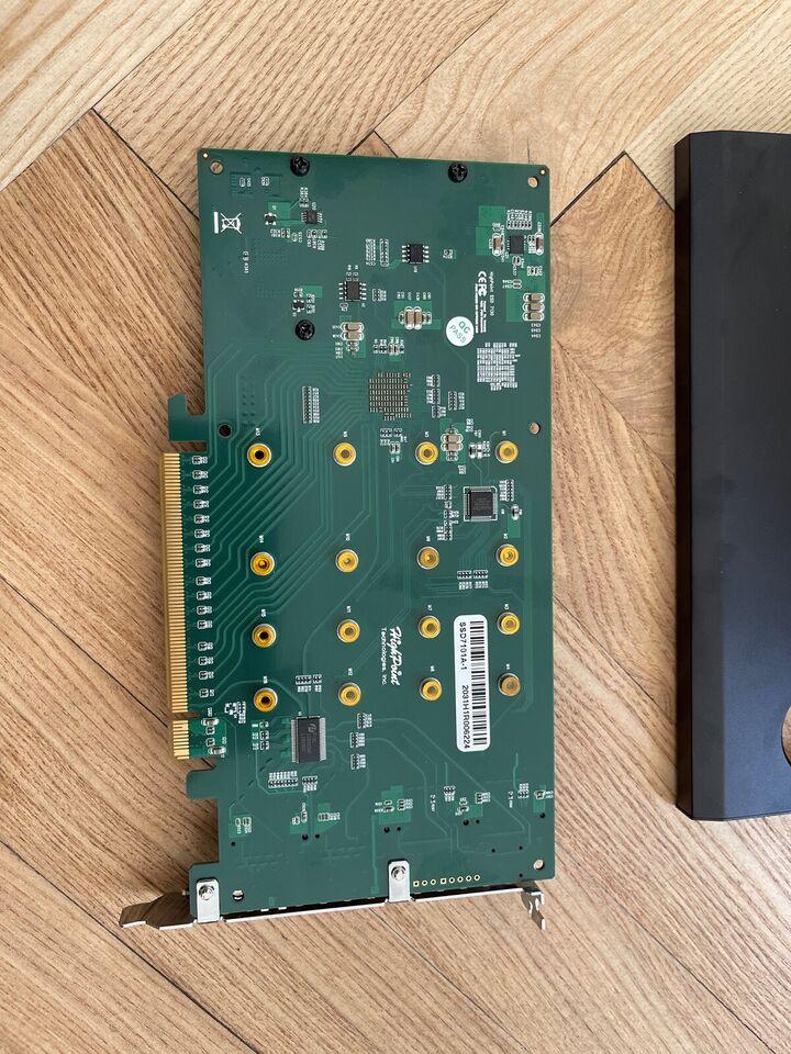 NVMe Raid controller
