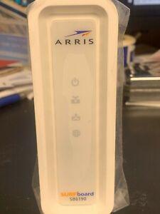 ARRIS-SURFboard-SB6190-32x8-DOCSIS-3-0-Cable-Modem-White