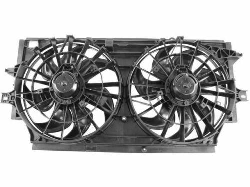 Fits 2000-2001 Buick Century Radiator Fan Assembly APDI 95285BJ 3.1L V6