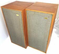 SPENDOR BC1 STEREO SPEAKERS (S/N: 18029 & 18030) - WORLDWIDE SHIPPING