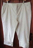 J.jill Pants 24w $55 Cotton Cropped Genuine Fit