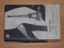 Anais Nin - Die Tagebücher 1931-1934 (Diana Verlag, Tb, 2001)