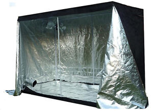 Image is loading L-K-PLAIN-PACKAGED-1-2-x-2-x-  sc 1 st  eBay & L@@K!! PLAIN PACKAGED!! 1.2 x 2 x 2m Grow Tent High Quality 600d ...