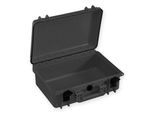 Valigia valigetta ermetica IP67 GIMA CASE430 nera acqua polvere 464x366x176