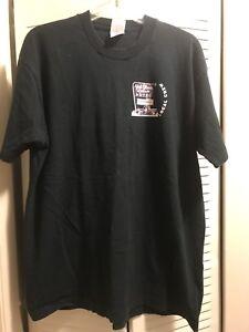 Un The Black Crowes T Shirt Concert Tour T-shirt Distressed Vintage Style 1996