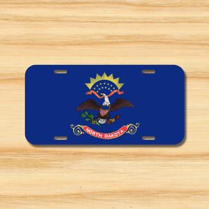 South Dakota State Flag License Plate Vehicle Auto Tag Sioux Falls SD FREE SHIP