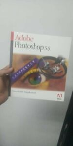 Adobe-Photoshop-5-5-User-Guide-Supplement-Book