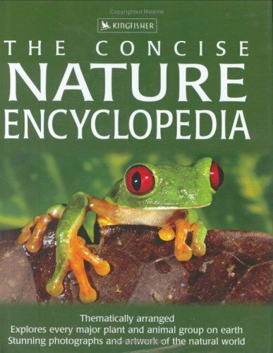 The Concise Nature Encyclopedia,David Burnie