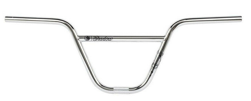 0ebaf8f1b3c SHADOW CONSPIRACY VULTUS SG BMX BICYCLE BARS 8.5 FIT CULT HARO S&M CHROME  BIKE qrzeca3779-Handlebars