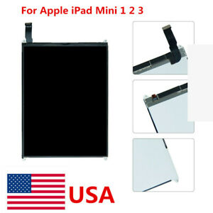 For-Apple-iPad-Mini-1-2-3-A1455-A1489-A1490-A1599-LCD-Display-Screen-Part-US