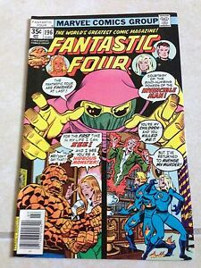 Fantastic-Four-196-July-1978-1st-full-appearance-clone-of-Dr-Doom