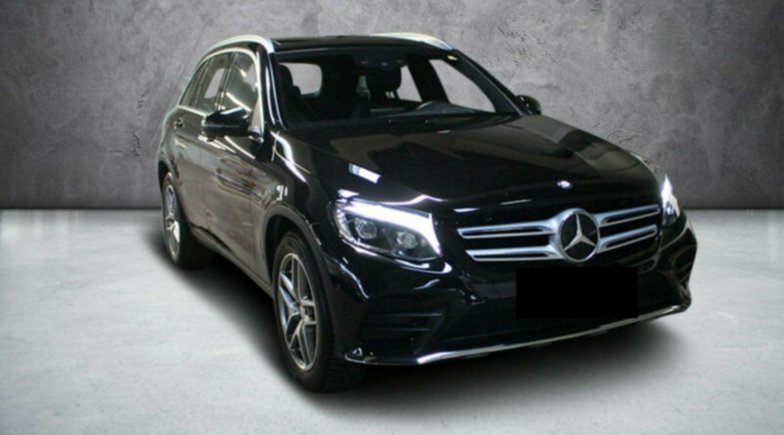 Mercedes GLC220 d 2,2 AMG Line aut. 4-M 5d
