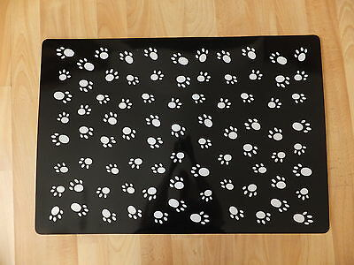 PET PLACE MAT 2 x SIZES & LOTS OF DESIGNS TO CHOOSE FROM DAC 08