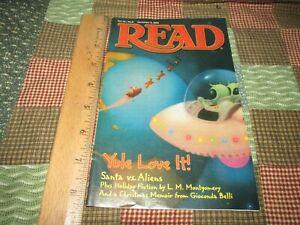 Read-Weekly-Reader-magazine-2002-Santa-Vs-Aliens-Christmas-Memoir-Gioconda-Belli