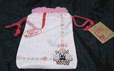 Sale - Kiki's Delivery Service- mini bag -flower- Genuine Studio Ghibli New J458