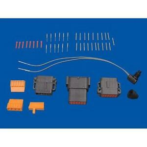 Speedometer Connector Kit for Harley 96-99 Harness to 00-03 Speedos