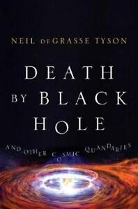 Death-by-Black-Hole-And-Other-Cosmic-Quandaries-Hardback-or-Cased-Book
