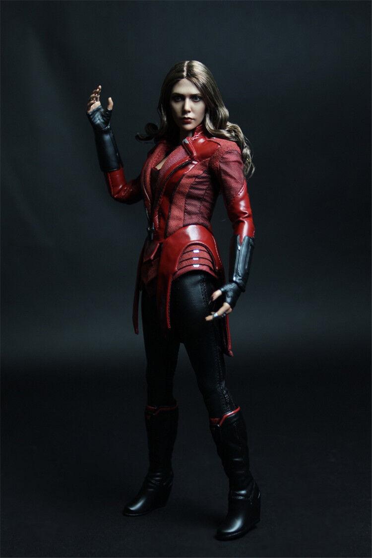 1 1 1 6th The Avengers Sautolet Witch capi di abgreeliamento Suit W Accessories No corpo&Head cifra 9400f2