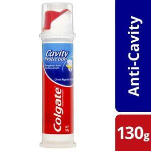 Colgate Regular Pump Toothpaste 130g