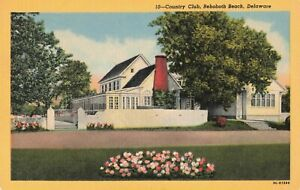 Postcard-Country-Club-Rehoboth-Beach-Delaware