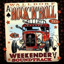 WALLDORF ROCK 'N' ROLL WEEKENDER 2009 CD Rockabilly Jack Baymoore John Lindberg