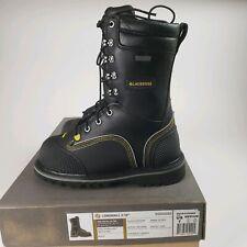 LaCrosse Longwall 16 Safety Toe Met Guard 200G Mining 00552092 NEW Size 9 Wide