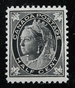 Kengo-1897-Canada-stamp-66-MNH-Queen-Victoria-Maple-Leaf-CV-60-6