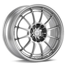 18x85 Enkei Nt03m 5x1143 38 Silver Wheels Set Of 4