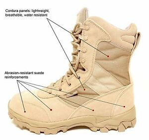 BLACKHAWK-Warrior-Wear-Desert-Tan-OPS-Combat-Boots-5-5-Medium-AR-670-1-Compliant