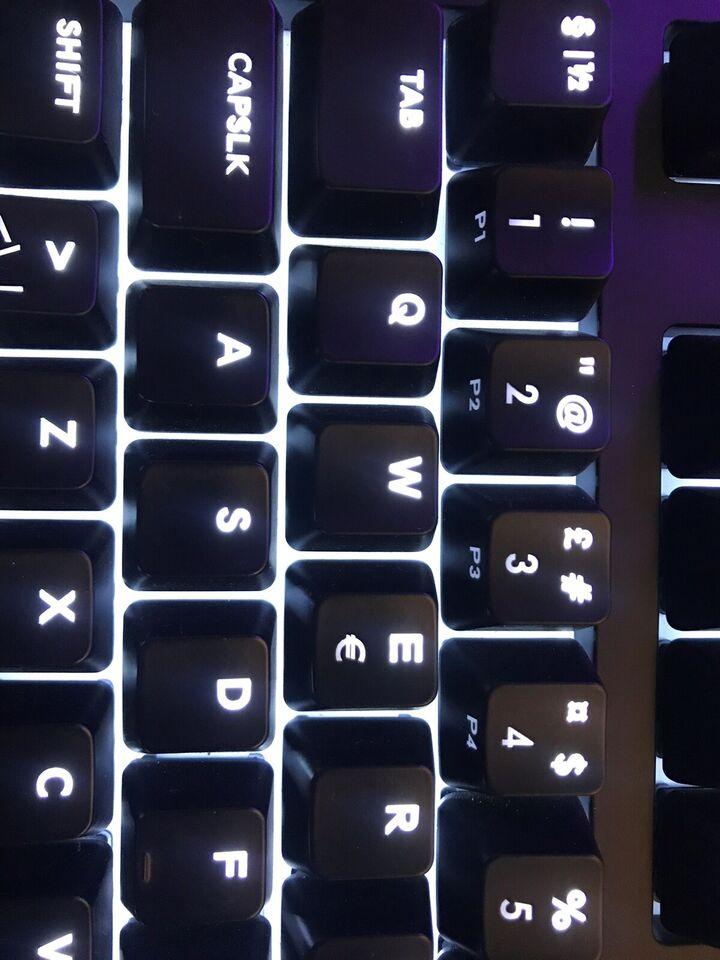 Tastatur, Coolermaster , Masterkeys Pro M