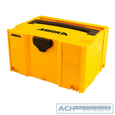 MIRKA T-LOC Systainer Sys 3 Storagebox für alle CEROS DEROS Geräte MIN6533011