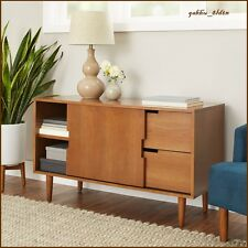 66111 I Love Living Credenza Buffet TV Stand Mid Century Modern ...