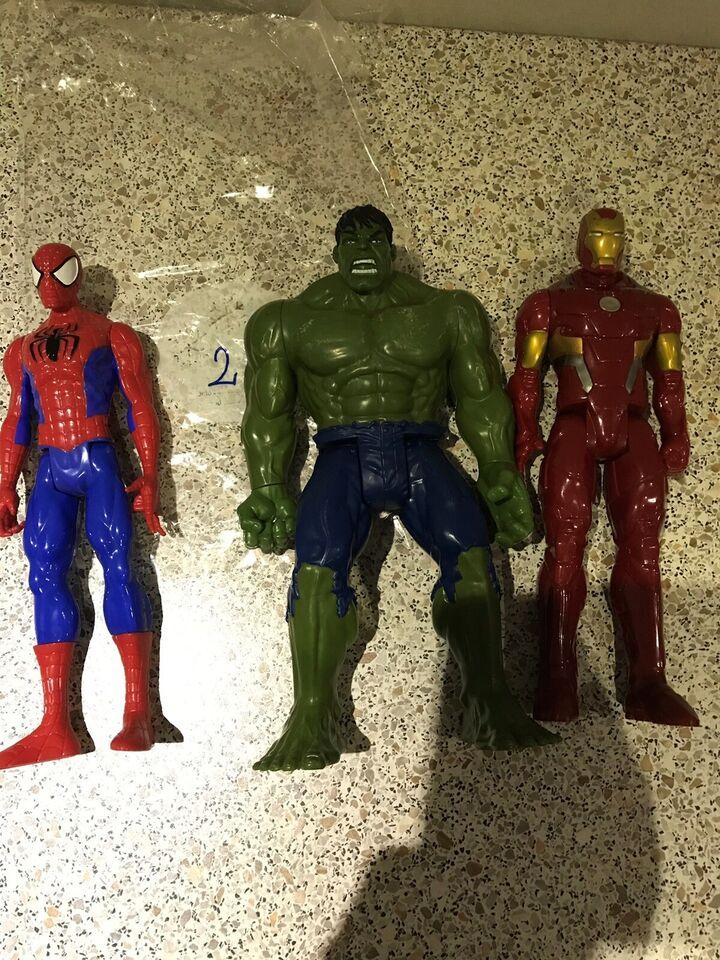 Avengers, super helte, action mænd