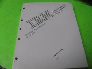 IBM-os-2-technische-Referenz-Version-1-1-Programming-Reference-Band-2