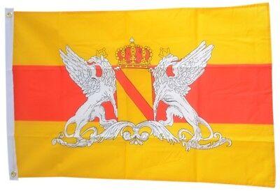 Einfarbig Blau Banner blaue Fahnen Flaggen 30x45cm