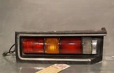 1979-1980-1981 Toyota Supra Left Driver OEM tail light 33 4C2