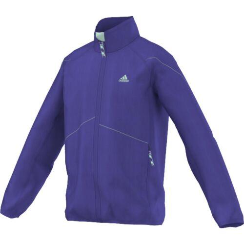 Adidas Boy /'s Fleece veste de double mutuel polarfleece léger et chaud garçon