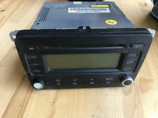 5M0035186A VW Golf Plus 5M Touran 04-08 Autoradio CD-Radio RCD300