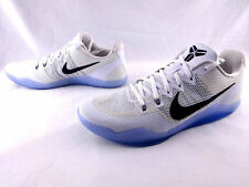 new concept 49c89 64e46 item 2 Nike Kobe XI Low Top Shoes 836183-100 Fundamental White Blue Black  New Sz 18 -Nike Kobe XI Low Top Shoes 836183-100 Fundamental White Blue  Black New ...