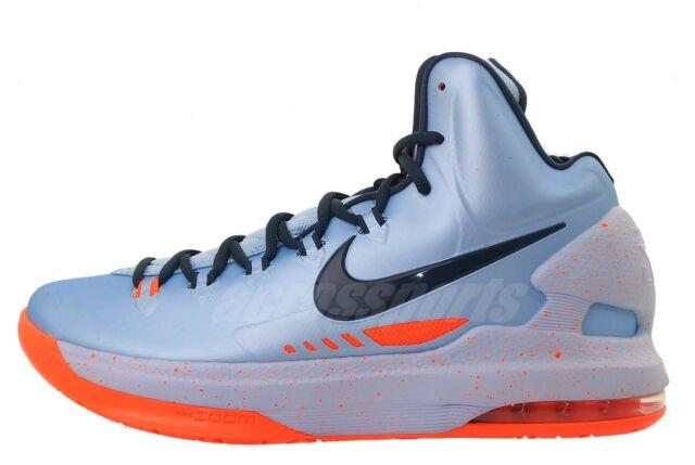 56c89a359a72 Nike KD V 5 Ice Blue Mens Size 10.5 DS for sale online