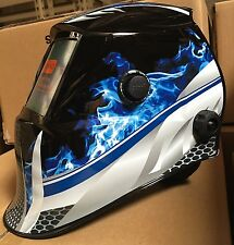 FMTP Auto Darkening Welding Helmet w/ 4 sensors, sensitive&delay time control$$$