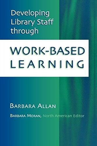 New, Developing Library Staff Through Work-based Learning, Allan, Barbara, Book