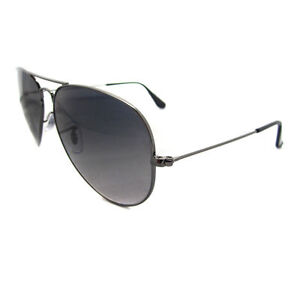e8b4b821aa5 Ray-Ban Aviator RB3025 004 78 58mm Polarized Sunglasses (Gray Blue ...