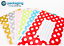 Printed-Polka-Dot-Mailing-Bags-Strong-Self-Seal-Strip thumbnail 3