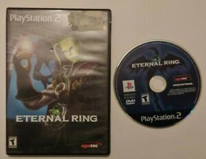 Eternal Ring  PlayStation 2 PS2  Game Works