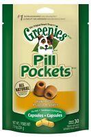 Greenies Pill Pockets Treats For Dogs Chicken