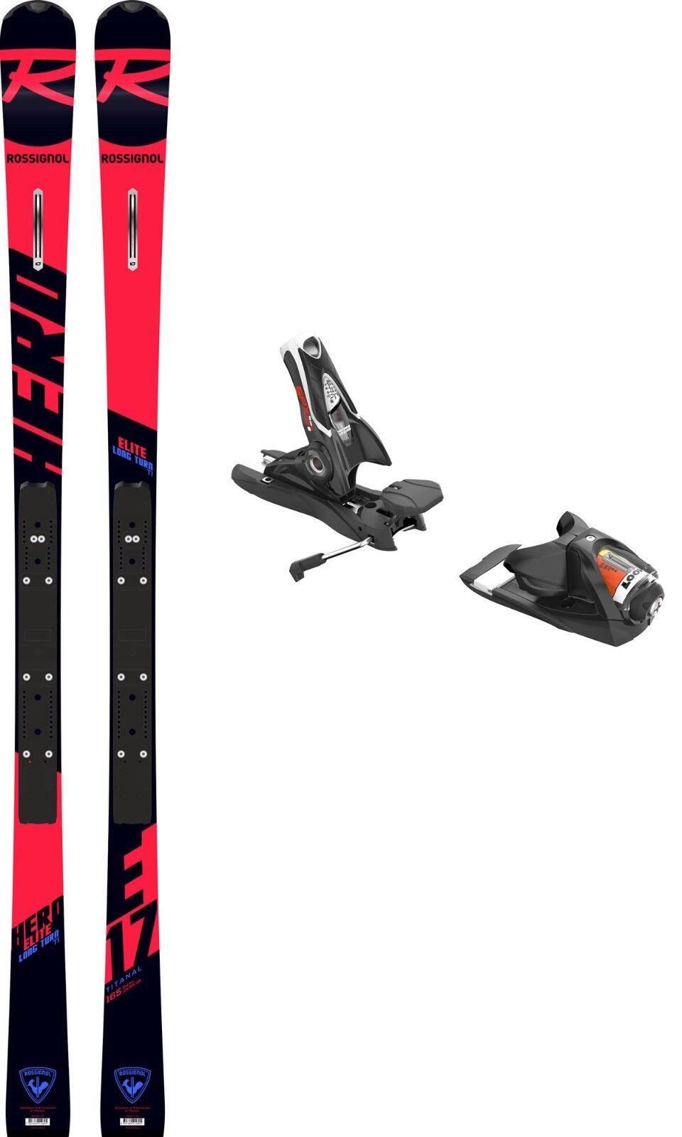 Skifahren Ski ROSSIGNOL HERO ELITE LT Ti ( R22 ) + SPX 12 Race Saison 2018 19