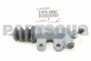For Toyota Genuine Clutch Slave Cylinder 3147060361